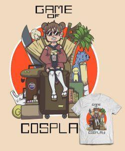 Traveller Cosplayer