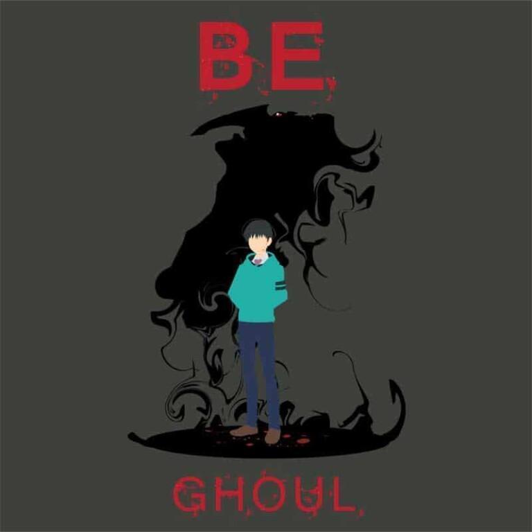 Be Ghoul Póló - @Woodpecker