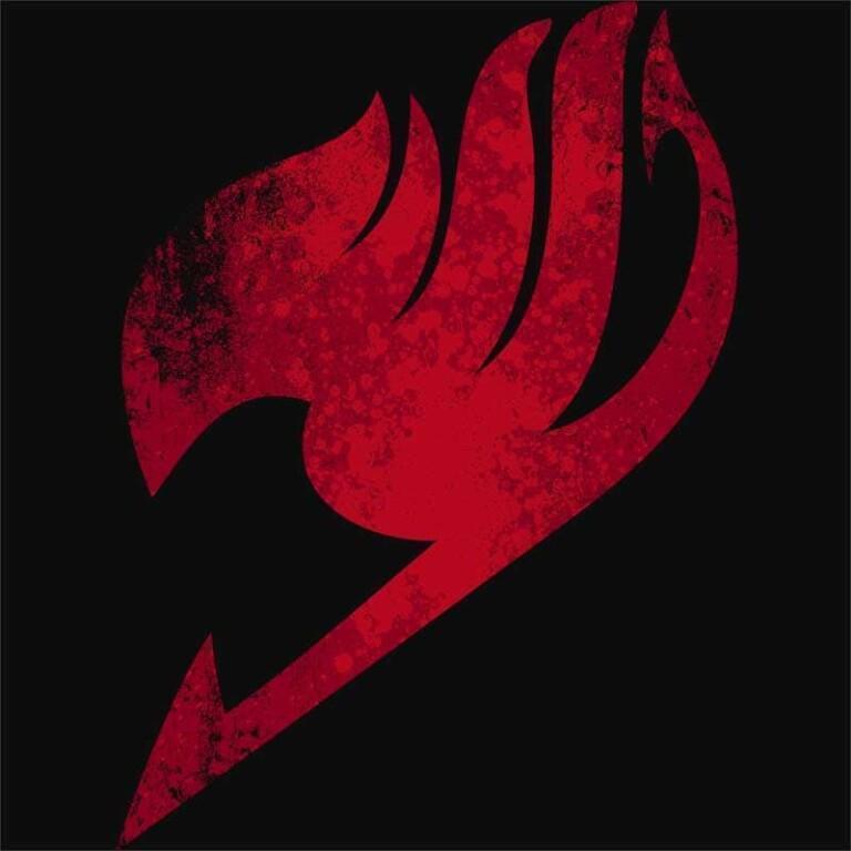 Fairy Tail Tattoo Red Póló - Fairy Tail - Naka