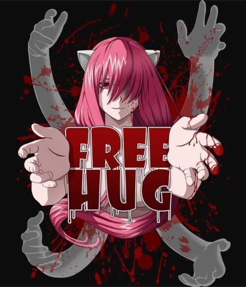 FREE HUG! Póló - @RenoViol